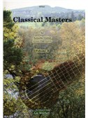 Classical Masters For Acoustic Guitar - Volume 3