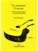 The Guitarist's Progress Book 1