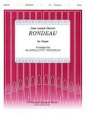 Jean-Joseph Mouret: Rondeau For Organ (Arr. Martha Lynn Thompson). Sheet Music