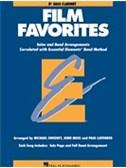 Essential Elements Film Favorites - Alto Clarinet