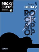 Trinity College London: Rock & Pop Guitar - Grade 5