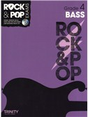 Trinity College London: Rock & Pop Bass Guitar - Grade 4