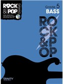 Trinity College London: Rock & Pop Bass Guitar - Grade 5