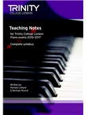 Trinity College London: Piano Teaching Notes 2015-2017