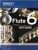 Trinity College London: Flute Exam 2017-2020 - Grade 6 (Score/Parts)