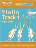 Trinity College London: Small Group Tracks - Violin Track 1 (Book/CD)