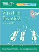 Trinity College London: Small Group Tracks - Violin Track 2 (Book/CD)