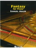Samuel Adler: Fantasy For Piano