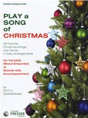 Play A Song Of Christmas - Variable Mixed Ensemble Or Solo With Accompaniment (Piano)