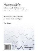 Tim Knight: Magnificat And Nunc Dimittis For Unison Choir And Organ