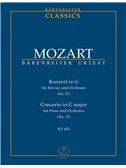 W.A. Mozart: Piano Concerto No.17 In G K.453 (Study Score)