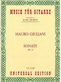 Mauro Giuliani: Sonata In C Op.15