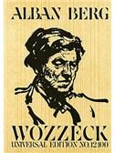 Alban Berg: Wozzeck (Study Score)
