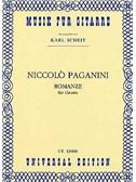 Niccolo Paganini: Romanze