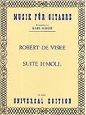 Robert De Visee: Suite H-Moll