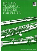 Frans Vester: 125 Classical Studies For Flute