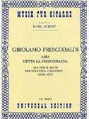 Frescobaldi, Girolamo : Livres de partitions de musique