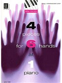 Mike Cornick: 4 Pieces for 6 Hands at 1 Piano