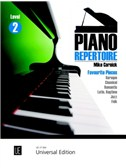 Mike Cornick: Piano Repertoire Level 2