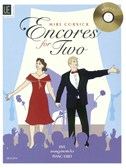 Arr. Mike Cornick: Encores For Two (Book/CD)