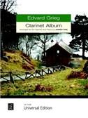 Edvard Grieg: Clarinet Album