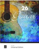 Paul Coles: 26 Melodic Studies - Easy-Intermediate: Guitar