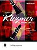 Helmut Hödl: Klezmer Clarinet Duets