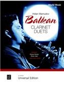 Hidan Mamudov: Balkan Clarinet Duets