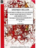 Stephen Heller: Music Book For Small Folks And Grown Ups Op.138 Book One