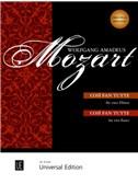 W.A. Mozart: Cosi Fan Tutte (2 Flutes)