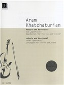 Aram Khatchaturian: Adagio And Bacchanal (Spartacus) - Violin/Piano