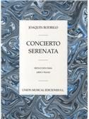 Rodrigo: Concierto Serenata Para Arpa Y Piano