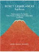 Benet Casablancas: Haikus