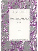 Rodrigo: Danza De La Amapola For Piano