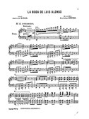 Gimenez: La Boda De Luis Alonso No.4 Intermedio For Piano