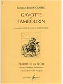 François-Joseph Gossec: Gavotte et Tambourin
