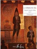 Johann Baptist II Strauss: Tritsch-Tratsch Polka Op.214 (Piano solo)
