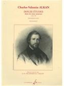 Charles-Henri-Valentin Alkan: 12 Etudes dans les Tons mineurs Op.39, Suite No.2 (Piano solo)