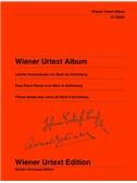 Wiener Urtext Album: Easy Piano Pieces From Bach To Schönberg