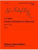 Johann Sebastian Bach: Sonatas And Partitas BWV 1001-1006
