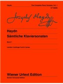 Joseph Haydn: The Complete Piano Sonatas - Volume 1A (Urtext)