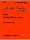 Joseph Haydn: Complete Piano Sonatas - Vol. 2