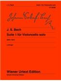 Johann Sebastian Bach: Suite I G Major BWV 1007