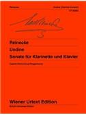 Carl Heinrich Carsten Reinecke: Undine Sonata