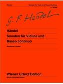 George Frideric Handel: Sonatas