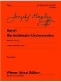 Joseph Haydn: Die Leichtesten Klaviersonaten Hob. XVI:7, 9, 4, 8. Piano Sheet Music