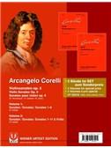 Arcangelo Corelli: Violin Sonatas Op.5 - Wiener Urtext Edition