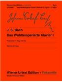 J.S. Bach: Praeludium 1, Fugue 1 C BWV 846