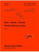 Urtext Primo Vol. 1: Bach - Händel - Scarlatti - Easy Piano Pieces With Practice Tips (Spanish Edition)