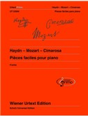 Urtext Primo Vol. 2: Haydn - Mozart - Cimarosa - Easy Piano Pieces With Practice Tips (Spanish Edition)